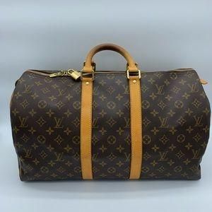 Louis Vuitton monogram Keepall45